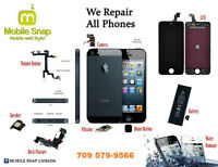 Broken Screen Repair & Phones unlocking