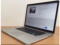 """Macbook Pro, 15"""", 2.2GHz, i7, 16gb RAM, 256gb hard-drive"""