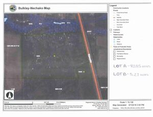 affordable lot for sale! Prince George British Columbia image 3