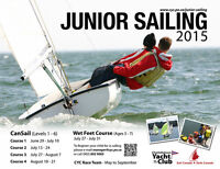 Junior Sailing Lessons