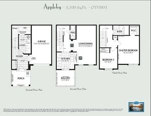 Brand NEW Appleby Model Avail October 20th (Barrhaven)