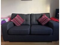2-Seater Sofa Bed
