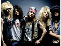 Guns N' Roses - Slane Castle Dublin Ireland - Saturday 27th May 2017 - General Admission STANDING