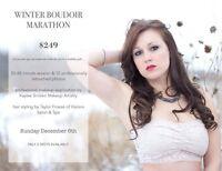 Winter Boudoir Marathon