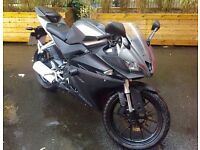 YAMAHA R125 new model 2014 same delivery available