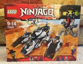 Lego Ninjago Stealth Raider New