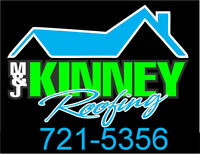 M & J Kinney Roofing - A Peak Above the Rest
