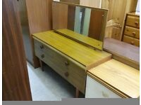 SALE NOW ON!! - Dressing Table with Mirror - Can Deliver For £19