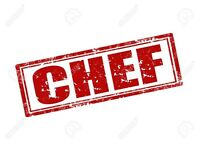 Hiring a creative chef