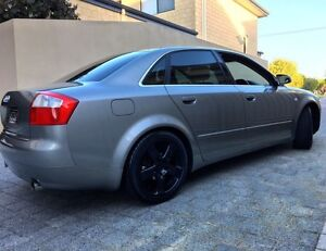 2004 Audi A4 (B6) 1.8L TURBO QUATTRO  - Well Maintained Canning Vale Canning Area Preview