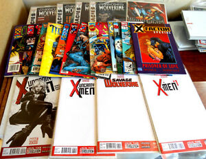 Marvel Comic Book Lots : X-Men & others