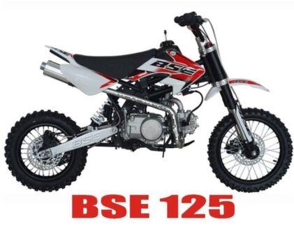 Genuine BSE 125 Pit Bike BRAND NEW Anstead Brisbane North West Preview