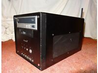 Shuttle pc in perfect working order, missing a power supply hence the price of £25 ono