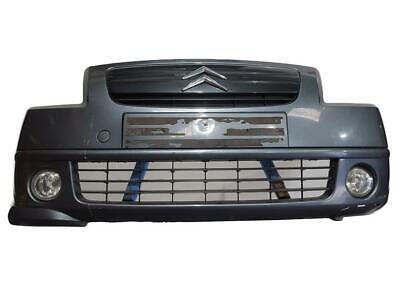 CITROEN C2 MK1 (A6) 2003 TO 2009 Front Bumper - Grey *Piece Missing*
