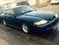 97 mustang LX coupe ! Price reduced