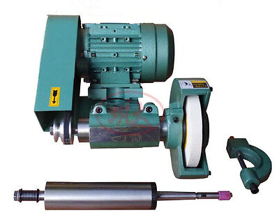 Ce Lathe Tool Post Grinder Internal And External Sharpener Grinding Machine 220v