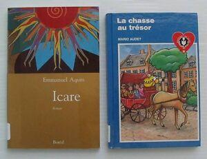 « ROMANS  GRAND  FORMAT ,  auteurs de A à Bu »