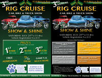 3RD Annual Rig Cruise - Show and Shine