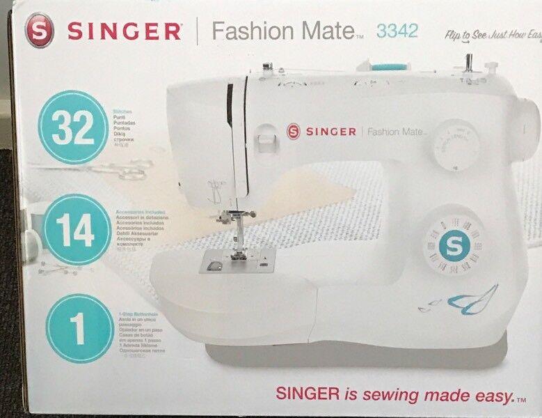 Sewing machine brand new