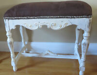 Shabby Chic Bench **CHRISTMAS SPECIAL**