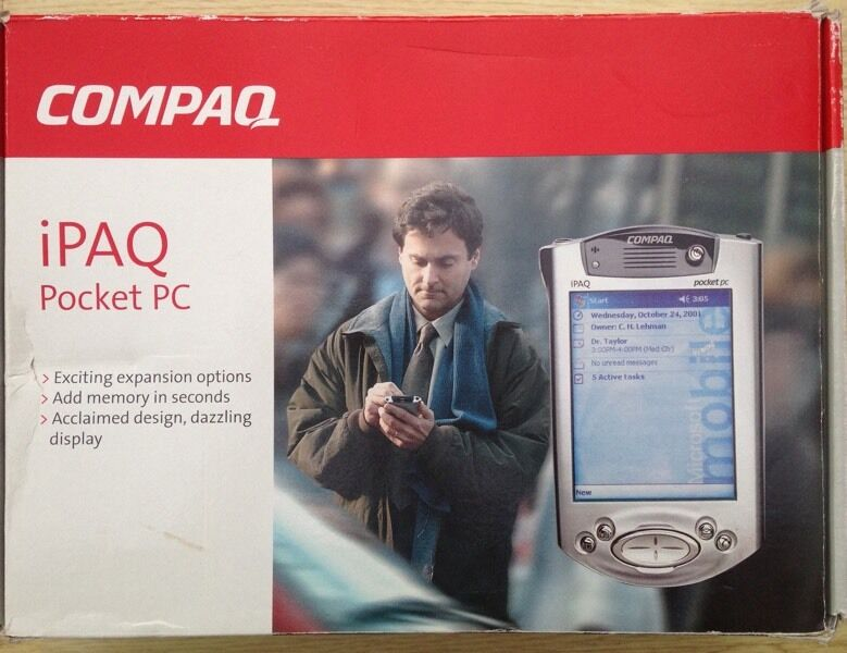 Compaq iPaq Pocket PC boxed with accessories in  : 86 from www.gumtree.com size 779 x 600 jpeg 64kB