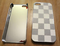 NEW GRID DESIGN IPHONE 5 / 5S BACK COVER CASE...