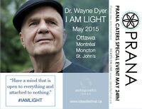 Wayne Dyer May 24, 2 tickets