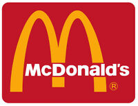 Start your career with McDonald's Burlington today!
