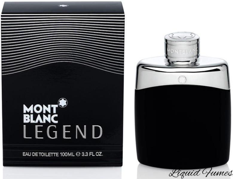 Mont Blanc Legend perfume For Men 3.3 / 3.4 oz 100 ml edt New sealed Cologne