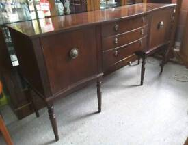 SALE NOW ON!! Sideboard With Cupboards & Drawers -Can Deliver For £19
