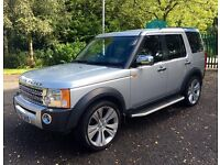 LAND ROVER DISCOVERY 3 TDV6 XS 2.7 HEATED LEATHER UPGRADED ALLOY WHEELS