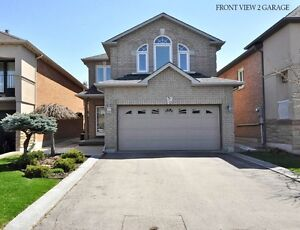 Beautiful house at Vaughan Maple for rent at July 9