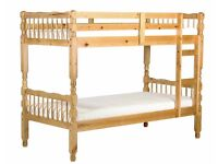 BUNK BED MILANO SPLITS INTO TWO SINGLE BEDS
