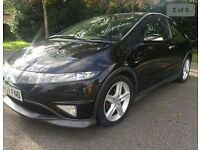 Honda Civic TYPE S GT,2owners fsh,I shift