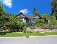 LUXURIOUS DAYLIGHT BASEMENT SUITE - LESS THAN 15 MIN FROM UBCO!