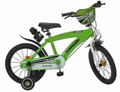 """16 16"""" Zoll Kinderfahrrad Kinder Jungen Fahrrad Rad BMX Bike Kinderrad Kawasaki, gebraucht gebraucht kaufen  Gelsenkirchen"""