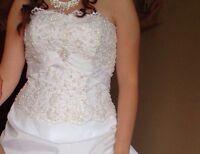 Wedding dress - want it gone ASAP