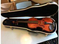 Valentino starter violin