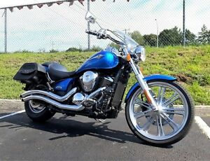 2007 Kawasaki Vulcan 900 Custom Kitchener / Waterloo Kitchener Area image 1