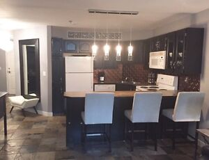 Two bedroom, furnished condo available September 1st