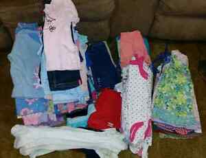 OVER 211 Pieces of Size 2 Girls Clothing