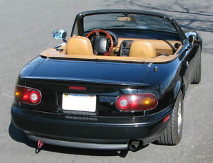 Mazda Miata Rear Trunk Spoiler 1989-97
