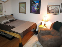 Beautiful Large Room with House and Yard Privileges for Singles
