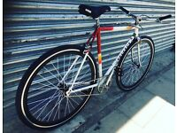 PEUGEOT SINGLE SPEED RACE BIKE SIZE 54CM