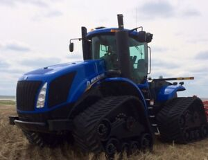 2013 New Holland T9.670