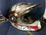 Fly XS  Motorcycle Helmet Briar Hill Banyule Area Preview