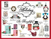 Start your Christmas shopping with Scentsy!