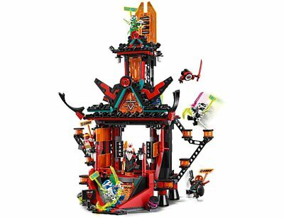 LEGO Ninjago 71712 Empire Temple of Madness ONLY NO MINIFIGURES