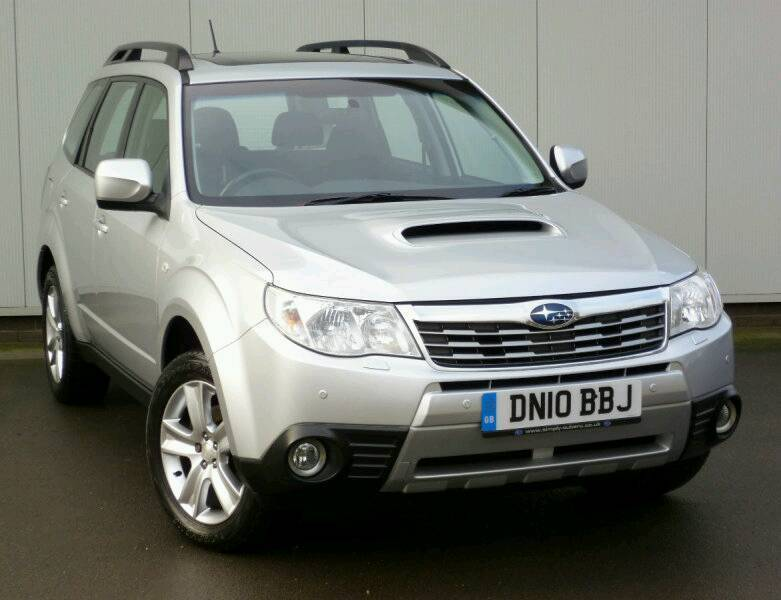 2010 subaru forester xc diesel 4x4 in houghton le spring tyne and wear gumtree. Black Bedroom Furniture Sets. Home Design Ideas