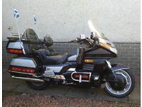 Honda Goldwing sell or may swap